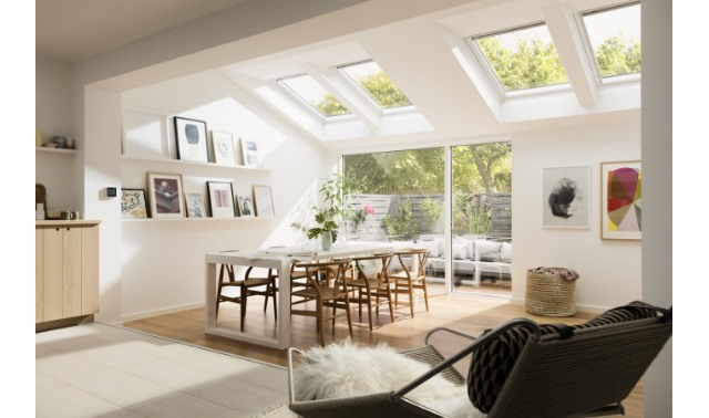 Natural Light Bloom Room - The Modern Sanctuary
