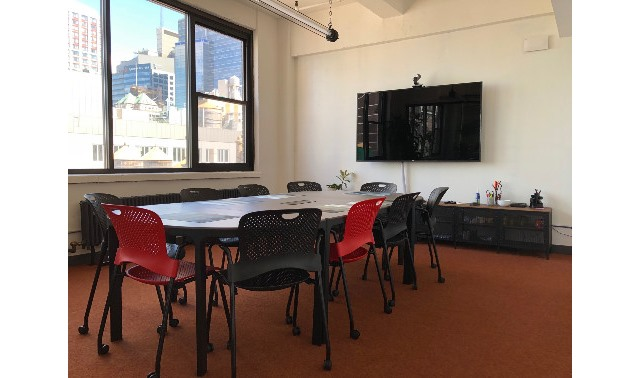 NYC Conference Room - Kelliher Samets Volk