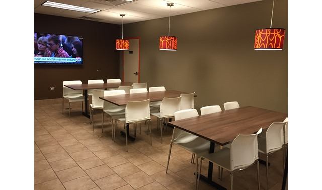 Meeting Room In Chicago Dunkin Donuts Evenues Com