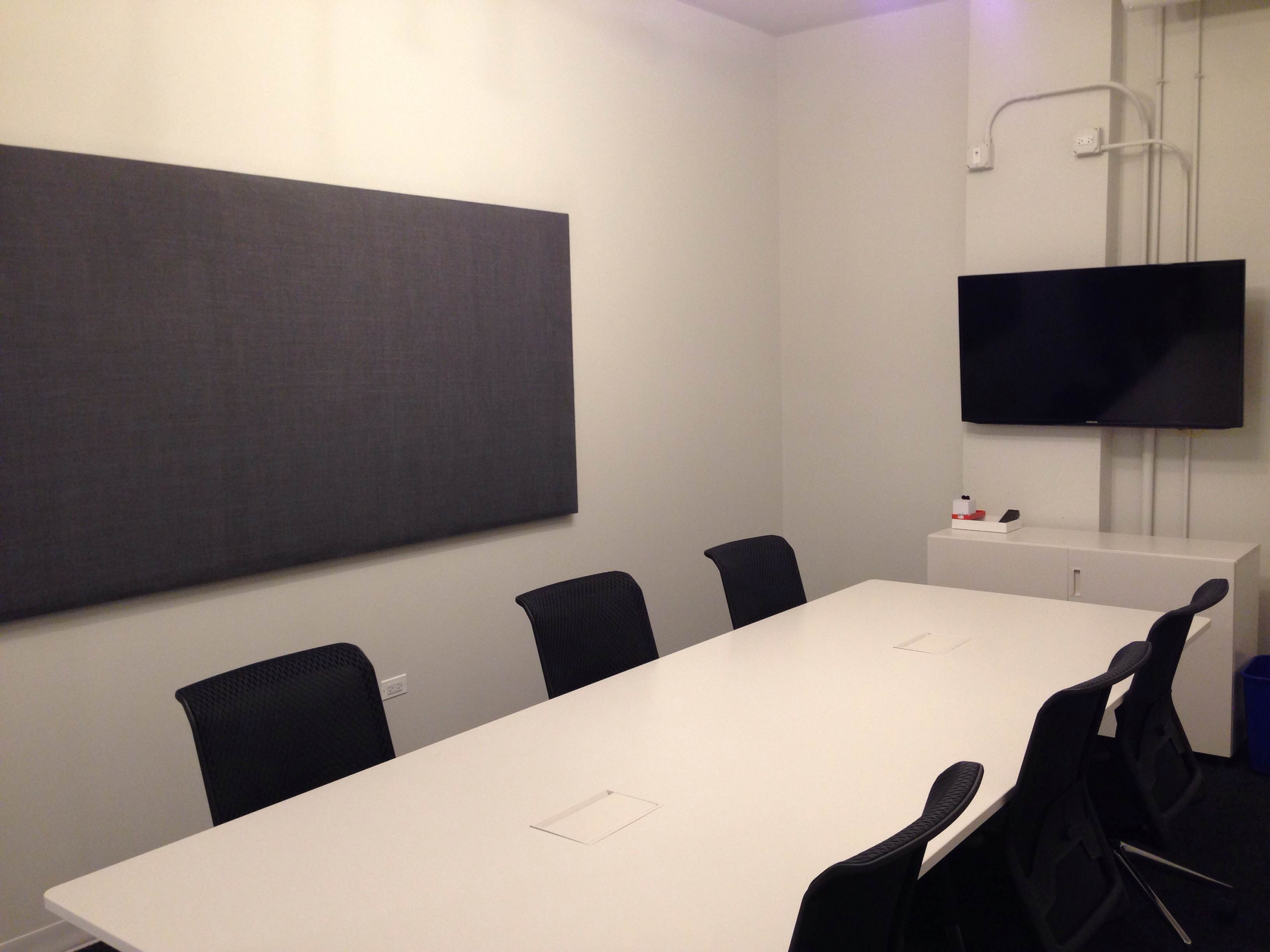 Think Tank Room - Davinci Meeting & Workspaces