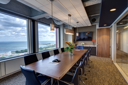 Buckingham Boardroom - Davinci Meeting & Workspaces