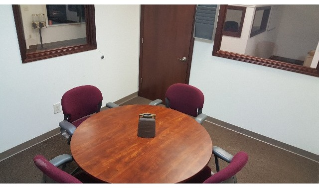 Small Meeting Room - Zati Realty Group, Inc.