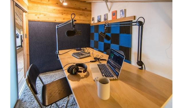 soundboard podcast studio in santa barbara  the sandbox santa barbara