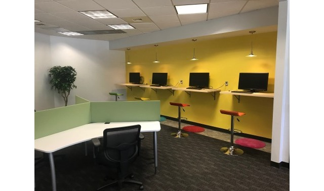 Open Desk/ Shared Workspace - Triad Business Centers