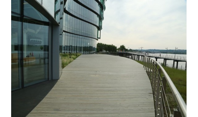 First Floor Patio  - HQO Waterfront Events