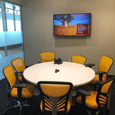 McDowell Room - Davinci Meeting & Workspaces