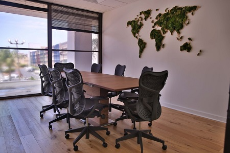 Zen Conference Room - Davinci Meeting & Workspaces