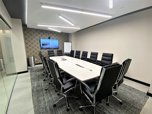 Conference Room D - Davinci Meeting & Workspaces