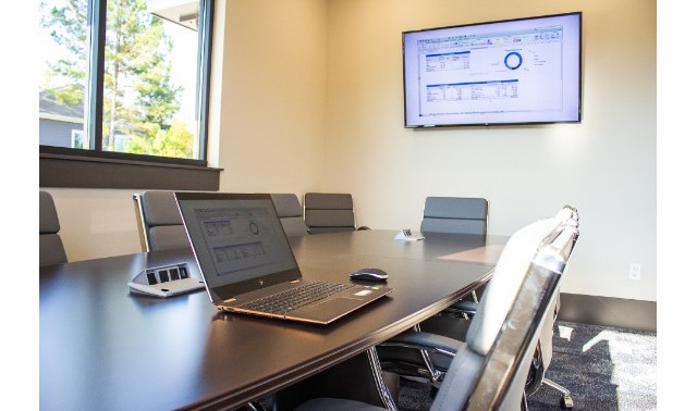Conference Room - Auburn Office Space, LLC