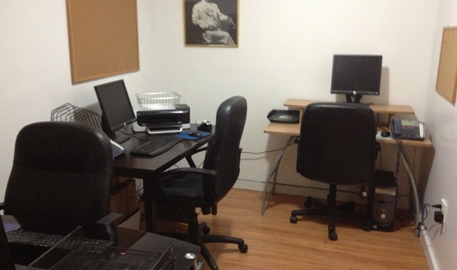 Office Room 2 In New York Broadway Professional Services