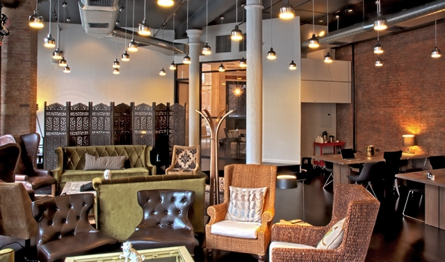 Lounge In New York Wework Evenues Com