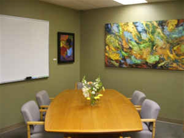 Conference Room - The University Business Center