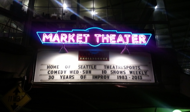 Unexpected Market Theater - Unexpected Productions