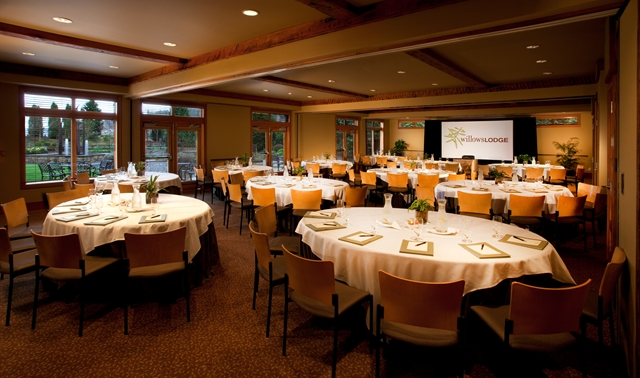Sammamish Ballroom In Woodinville Willows Lodge Evenues Com
