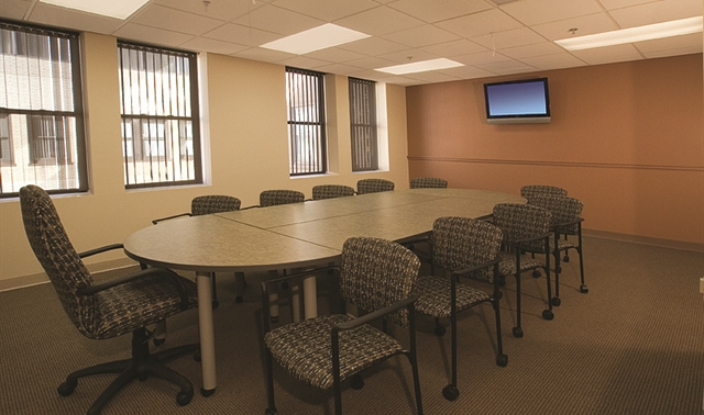 Conference Room & Facility - Focus Pointe Global