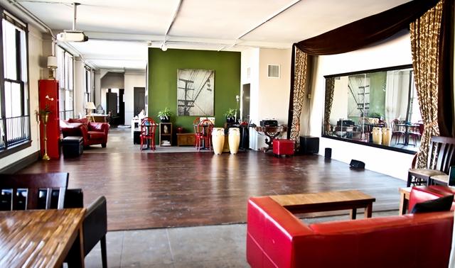 Flex Space Dance Studio In Los Angeles 8 Above Studio