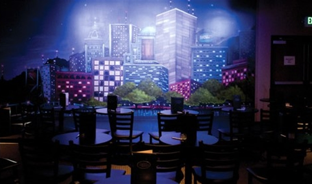Showroom In Portland Helium Comedy Club Evenues Com