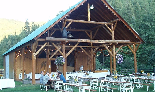 Beaver Creek Barn Mountain Springs Lodge