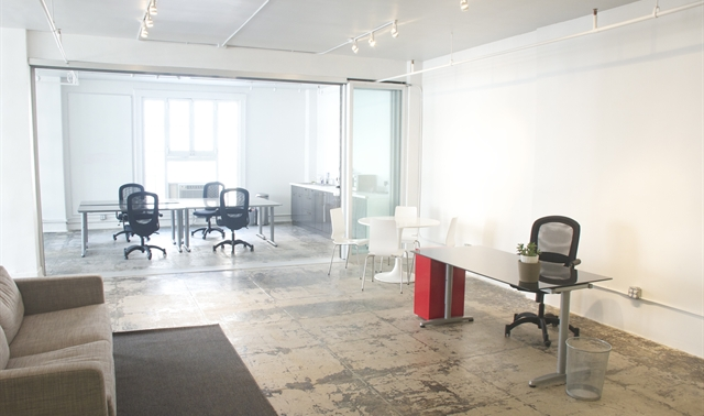 Boardroom In Los Angeles Downtown La Loft Office Space