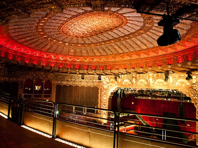 Main room in los angeles belasco theater for The family room nightclub los angeles