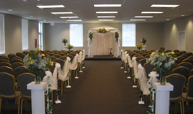 Logan Room In Tumwater South Sound Manor Event Center
