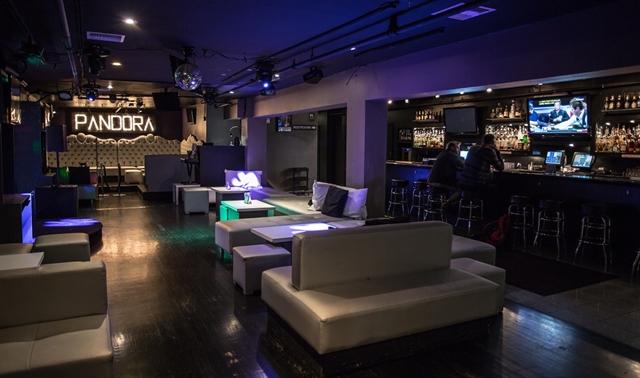 Lounge Area In San Francisco Pandora Karaoke Amp Bar