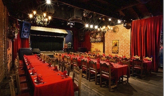 Event Space In Los Angeles El Cid Restaurant Evenues Com