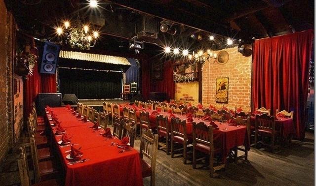Event Space In Los Angeles El Cid Restaurant Evenues Com