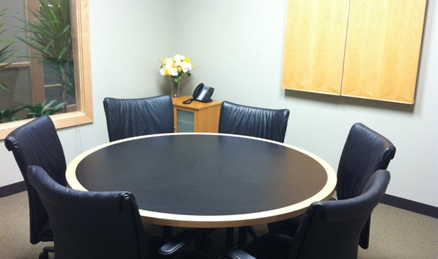 Small Conference Room In Alexandria Intelligent Office Of - Small conference room table