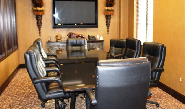 Executive Conference Room In Coppell The Montgomery Group