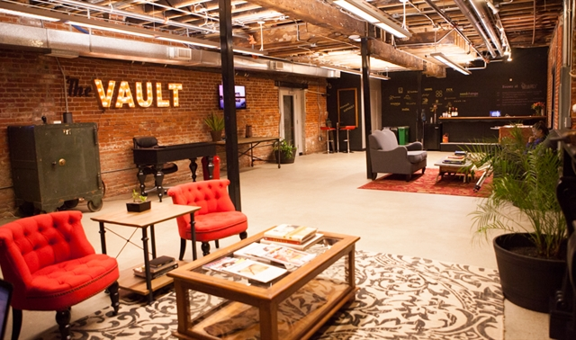 Event Space In San Francisco The Vault Evenues Com