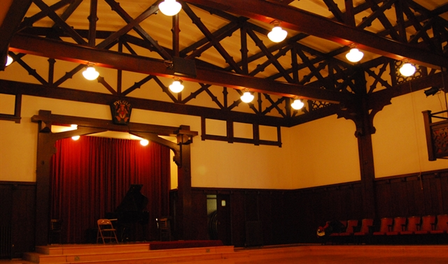 Freja Hall In San Francisco Swedish American Hall