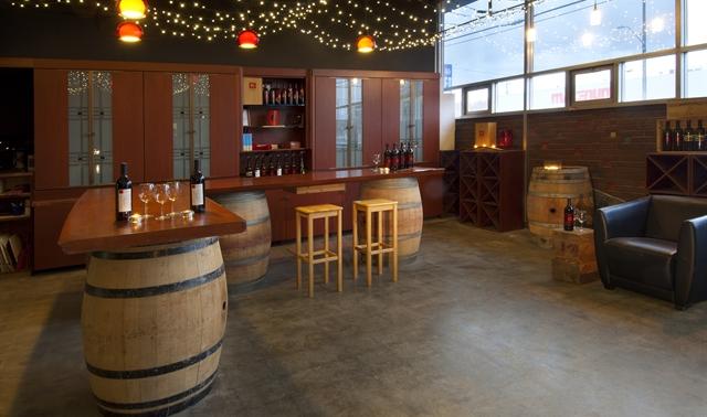 Tasting Meeting Room In Seattle Os Winery Tasting Room