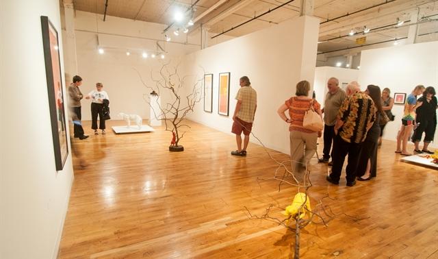 3rd Floor Gallery In Minneapolis Northrup King Building