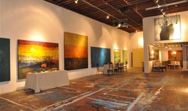 art studio in culver city  bradford stewart contemporary