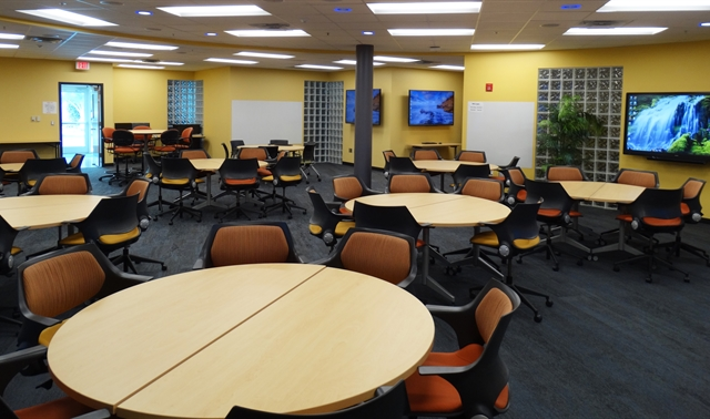 Tropics Lab in Clearwater, Collaborative Labs at St