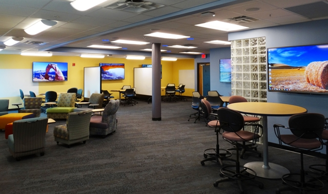 Water Lab in Clearwater, Collaborative Labs at St