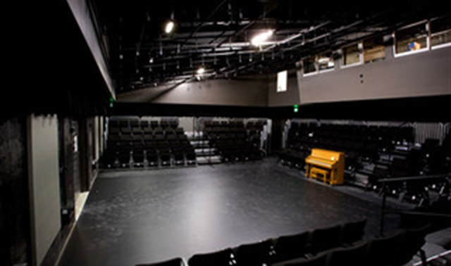 Ellyn Bye Studio Theater In Portland Portland Center