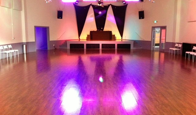 Dance Studio Space - PulsePDX