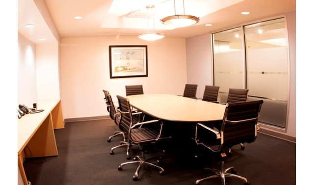 Meeting Room 12A - 1001 Sixth Avenue Offices