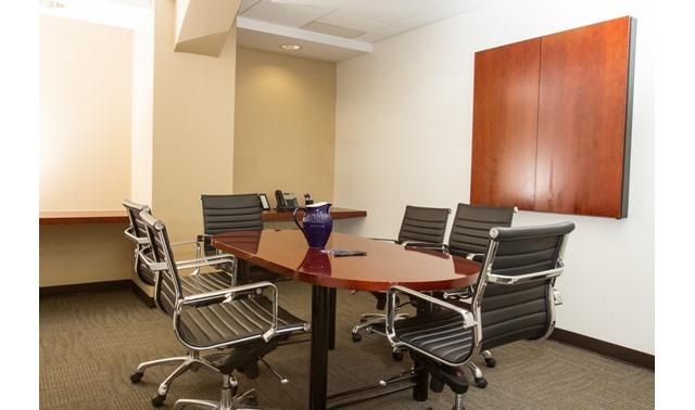 Meeting Room 16A - Financial District Business Center