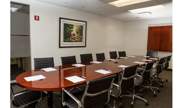 Meeting Room 16B - Financial District Business Center