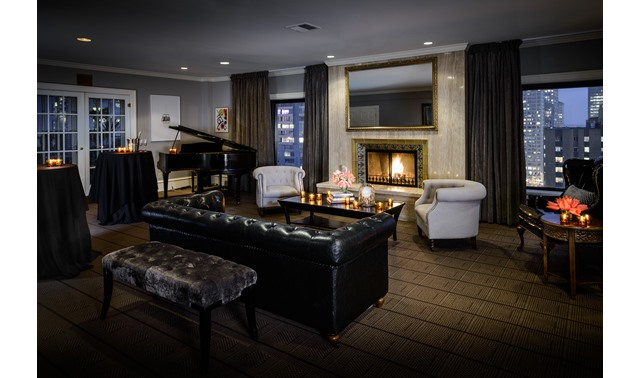 Penthouse Suite In Seattle Sorrento Hotel Evenues Com
