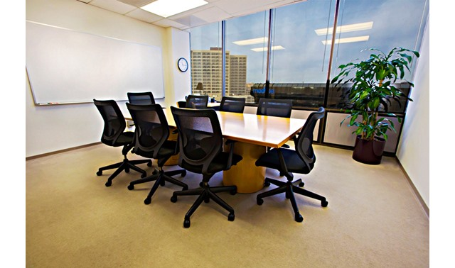 Small Conference Room - Airport Corporate Center