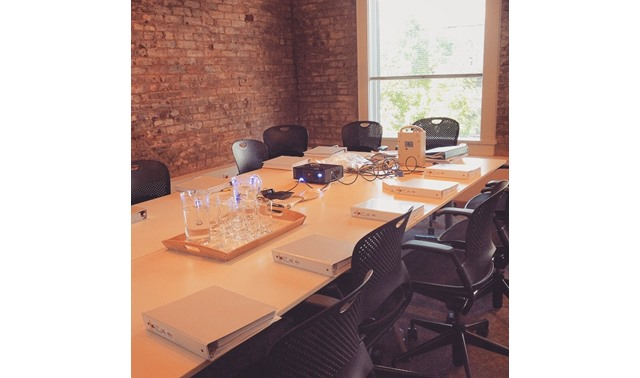 First Conference Room - Collective Agency