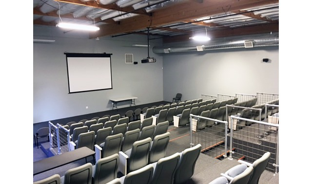 Auditorium - Axis Research & Technologies