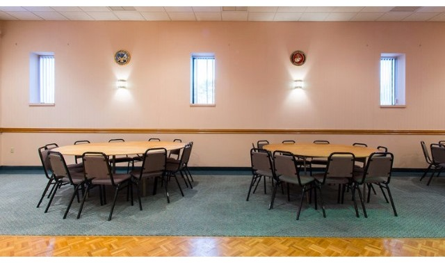 The Banquet Hall In New York St Mary Magdalen Orthodox