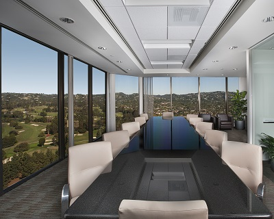 Large Conference Room - 25th Floor - Davinci Meeting & Workspaces