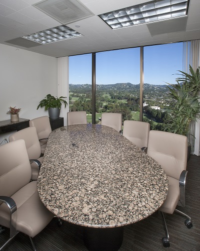Medium Conference Room - 24th Floor - Davinci Meeting & Workspaces