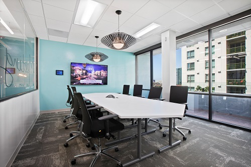 The America Room - Davinci Meeting & Workspaces